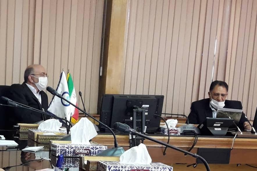 پیگیری آوایی جهت پرداخت حقوق و معوقات کارکنان آب وفاضلاب روستایی شهرستان دزفول