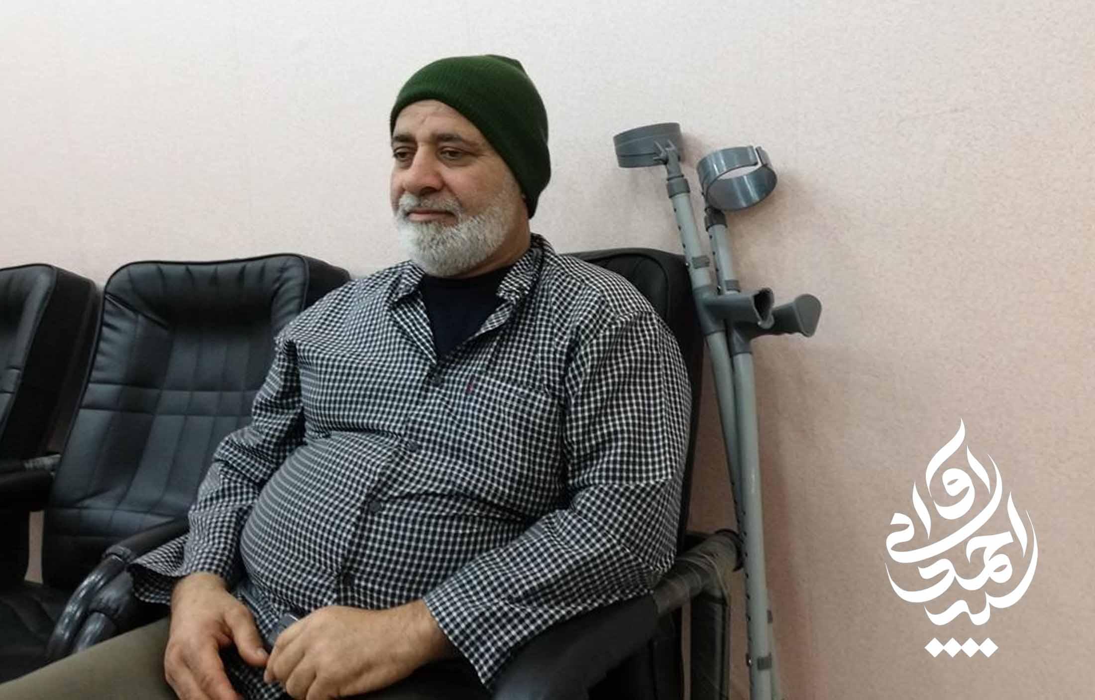 پیام تسلیت سید احمد آوایی به مناسبت درگذشت سردار یاور پوردیان