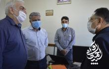 در بازدید آوایی از اداره آموزش و پرورش دزفول صورت گرفت  گفت و گو با کارکنان ستادی و پیگیری حل مشکلات فرهنگیان