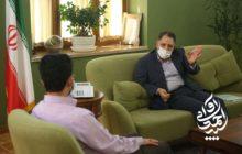 در راستای رفع مشکلات و کمبودهای حوزه ارتباطات در شهرستان، سید احمد آوایی با وزیر ارتباطات دیدار کرد