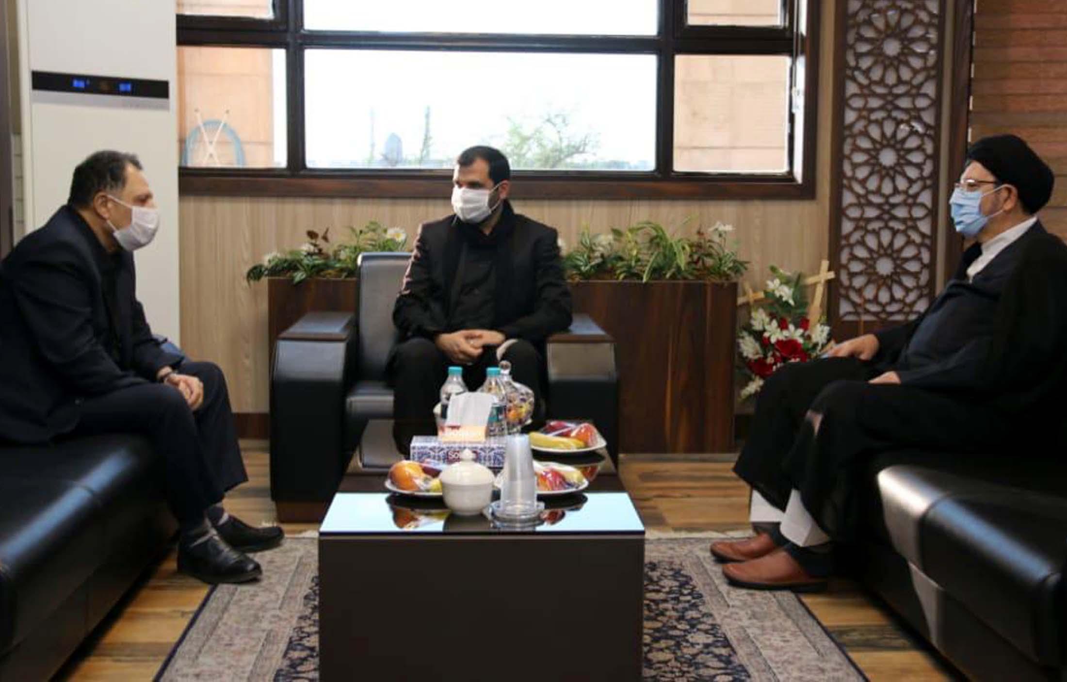سید احمد آوایی در نشست مشترک امام جمعه و فرماندار دزفول: حفظ وحدت رمز موفقیت دزفول در عرصههای دشوار