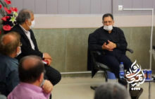 گزارش ویدئویی _ دیدار سید احمد آوایی با هیات مدیره سازمان نظام پزشکی