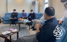 نشست آوایی با شرکت تعاونی ایثارگران دزفول و جمعی از کشاورزان برگزار شد