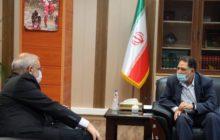 سید احمد آوایی با وزیر آموزش و پرورش دیدار کرد