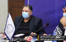 گزارش ویدئویی-دیدار سید احمد آوایی و دیگر مسئولان ارشد شهرستان دزفول با برخی از فعالان سیاسی و فرهنگی