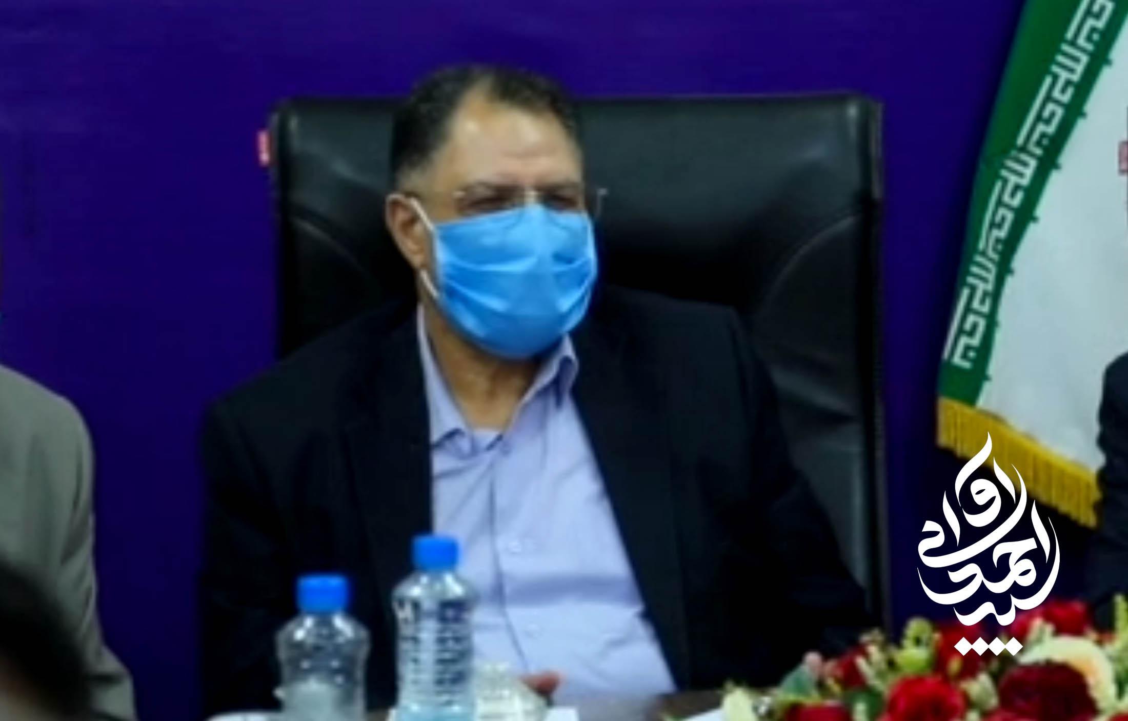 گزارش ویدئویی-حضور سید احمد آوایی در جلسه شورای شهرستان و دیدار با نمایندگان شوراهای شهرهای اقماری