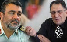 آوایی با سردار اشتری فرمانده نیروی انتظامی کشور دیدار کرد