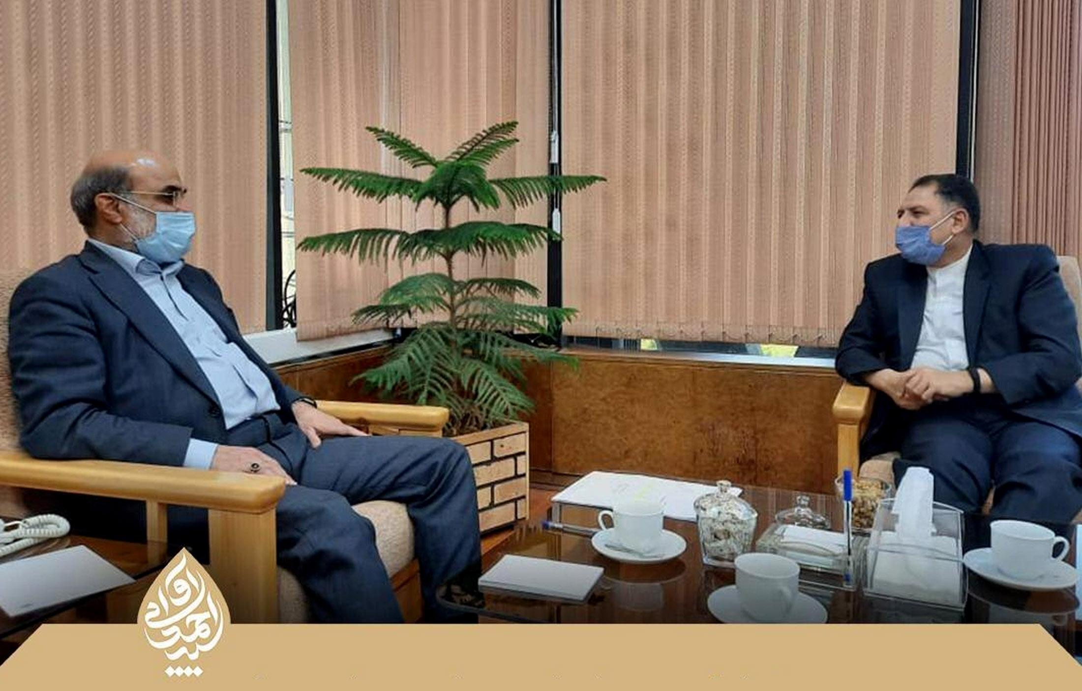 آوایی پس از دیدار با رئیس سازمان صداوسیما خبر داد: افزایش ساعات پخش رادیو دزفول