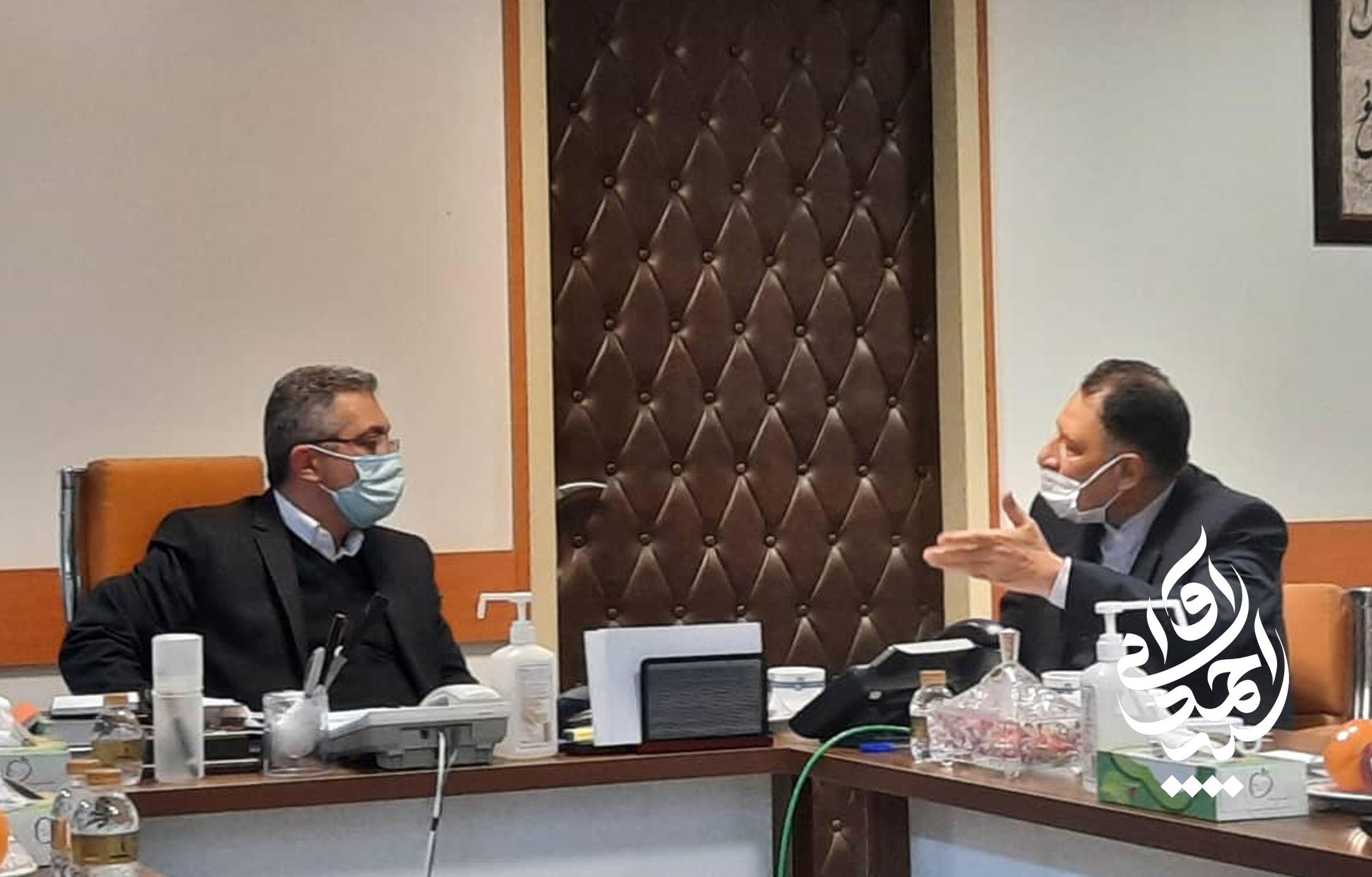آوایی از تجهیز مجتمع درمانی حضرت زینب (س) شهرستان دزفول خبر داد