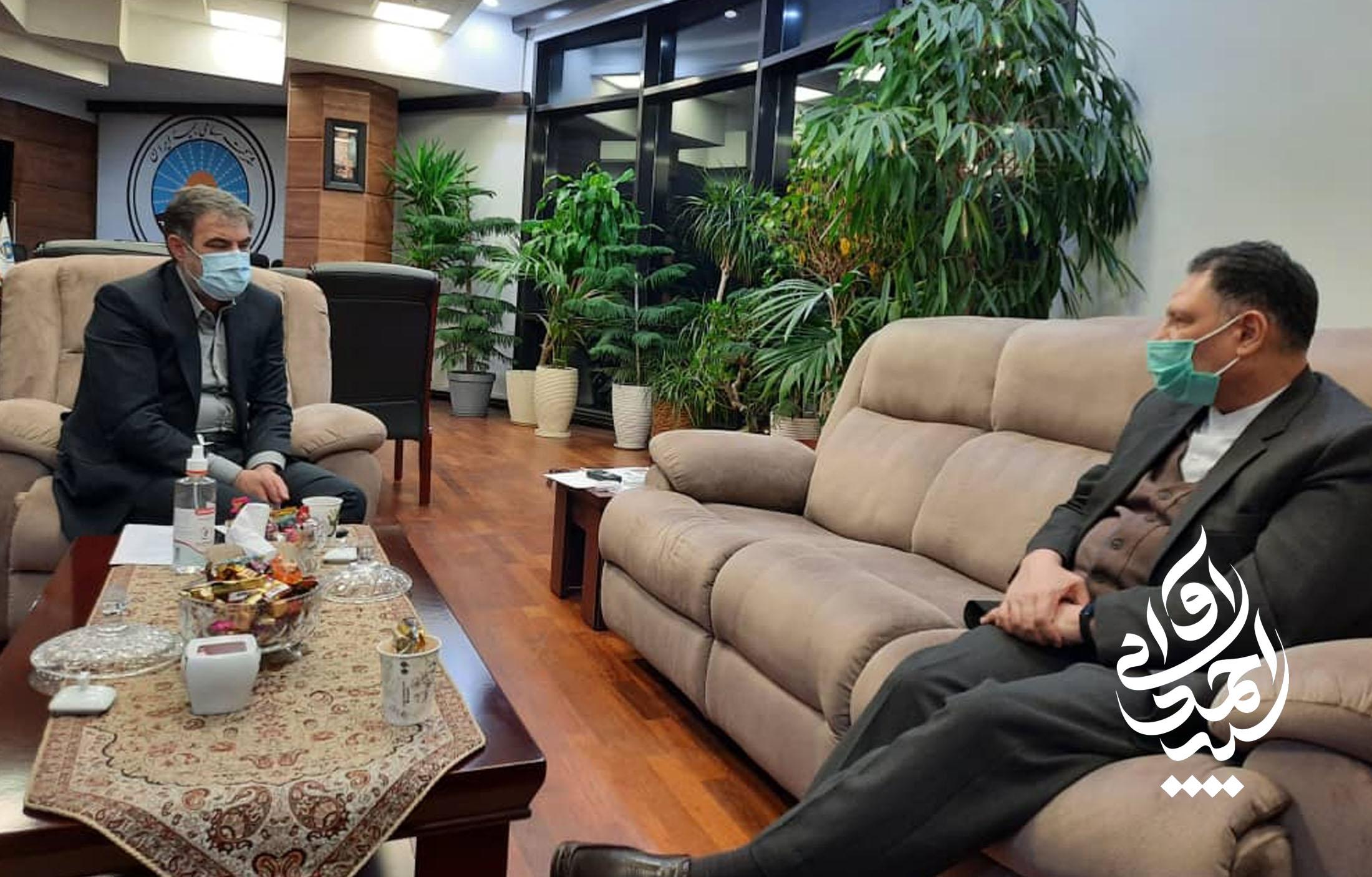 آوایی: اعتماد بین مردم وبیمه باید متقابل باشد / لزوم خدمات دهی هر چه بهتر بیمه ایران به مردم شهرستان دزفول