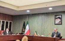 دیدار آوایی با وزیرجهادکشاورزی پس از حضور مدیرکل کشاورزی خوزستان در دزفول