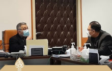 درخواست آوایی از مدیرعامل بانک پارسیان جهت مشارکت در پروژههای صنعتی و عمرانی