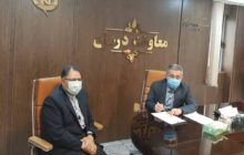 جلسه اضطراری نماینده دزفول با معاون درمان وزارت بهداشت با توجه به فراگیری کرونا در دزفول