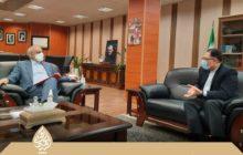 آوایی در دیدار با وزیر آموزش و پرورش: توزیع عادلانه سرانه در دستور کار وزارت آموزش و پرورش قرار گیرد