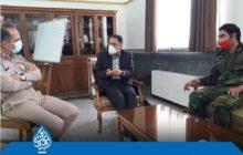 رئیس بیمارستان ۵۸۰ مقاومت دزفول پس از دیدار با معاون بهداشت و درمان ارتش: پیگیری های نماینده دزفول در راستای احیا و ارتقا بیمارستان ۵۸۰ ستودنی است