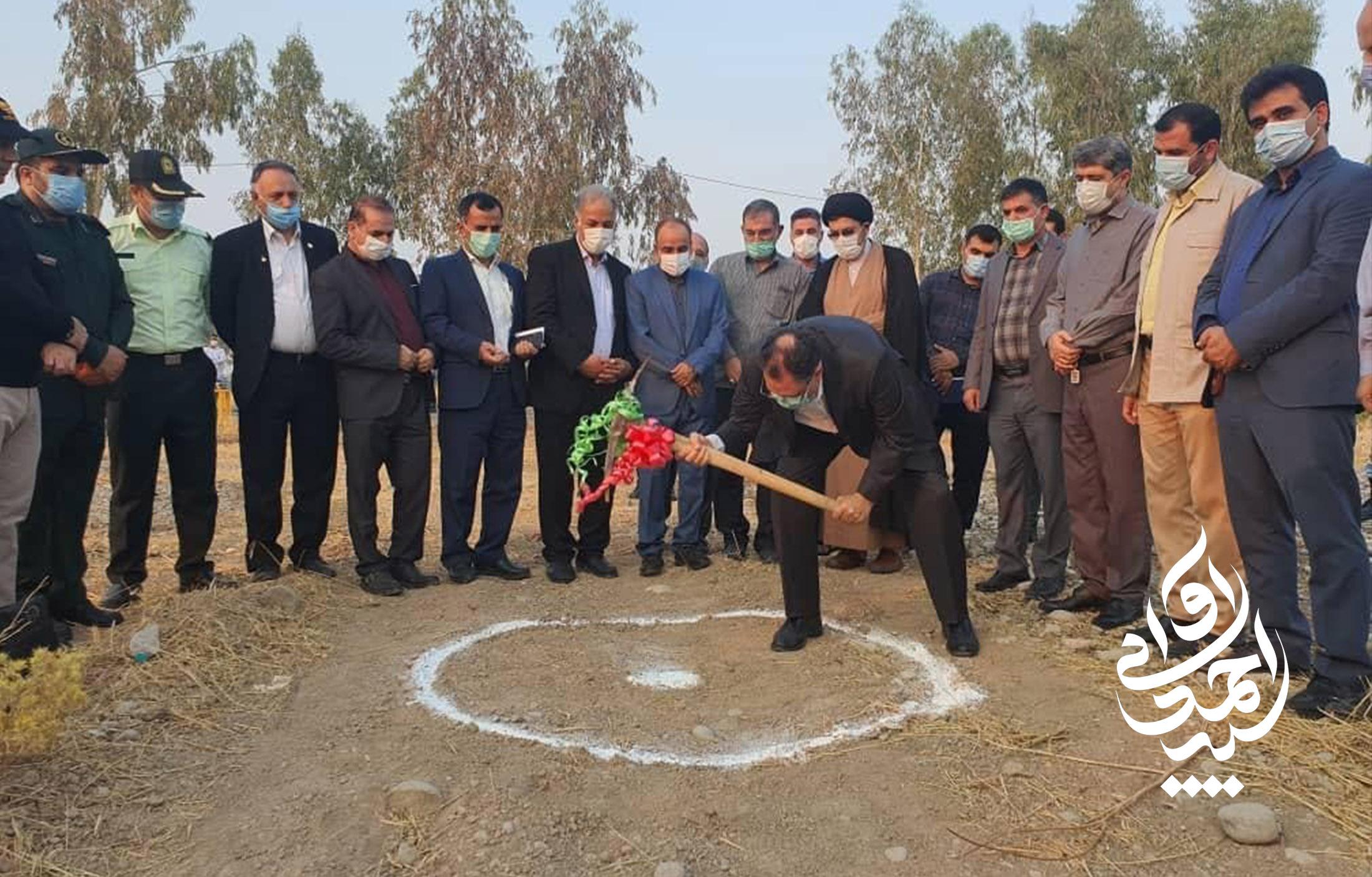 آوایی: خرید زمین پایگاه چهارم شکاری دزفول گامی مهم در جهت توسعه فرودگاه دزفول است