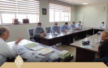 جلسه هماهنگی میان ادارات جهت رفع موانع تولید
