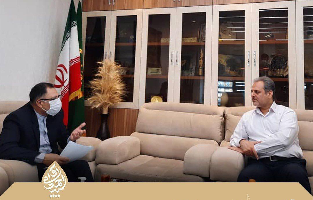 آوایی در دیدار با وزیر جهاد کشاورزی: کشاورزان و دامداران شاهد نابودی سرمایههای خود هستند